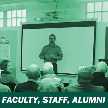 Picture of FACULTY, STAFF, ALUMNI MEMBERSHIP