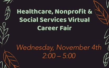 Picture of Virtual Healthcare, Nonprofit & Social Services - Nov 4, 2020