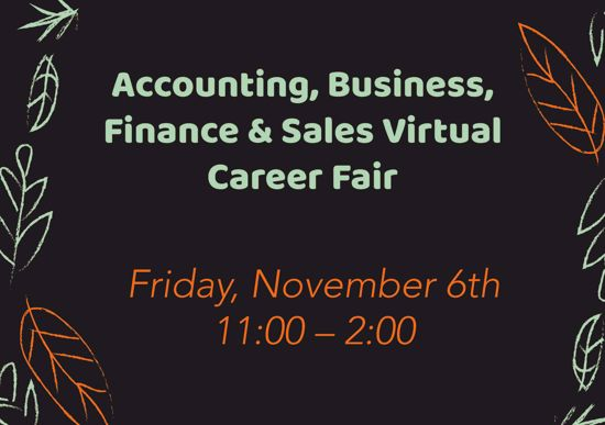 Picture of Virtual Accounting, Business, Finance & Sales - Nov 6, 2020
