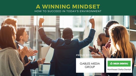 Picture of LIVE WEBINAR: A Winning Mindset: How to Succeed in Today's Environment