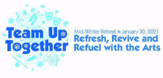 Picture of Team Up Together: Mid-Winter Retreat—Refresh, Revive and Refuel with the Arts