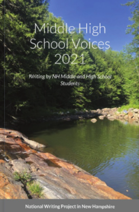 Picture of Middle High School Voices 2021 Book